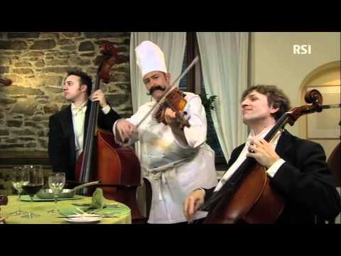 W. A. Mozart - Le Nozze di Figaro, Ouverture
