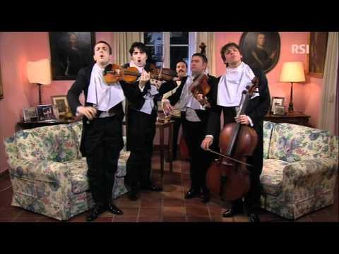 G. Rossini - Il Barbiere di Siviglia, Ouverture