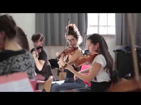 Ironia - BACHstage Orchestra filarmonica Torino e Quintetto Bislacco